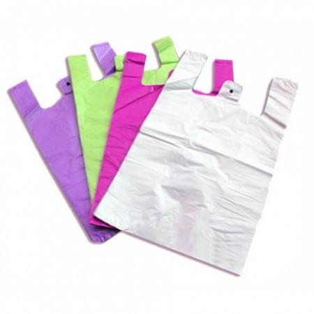 Пакеты для покупок «майка»